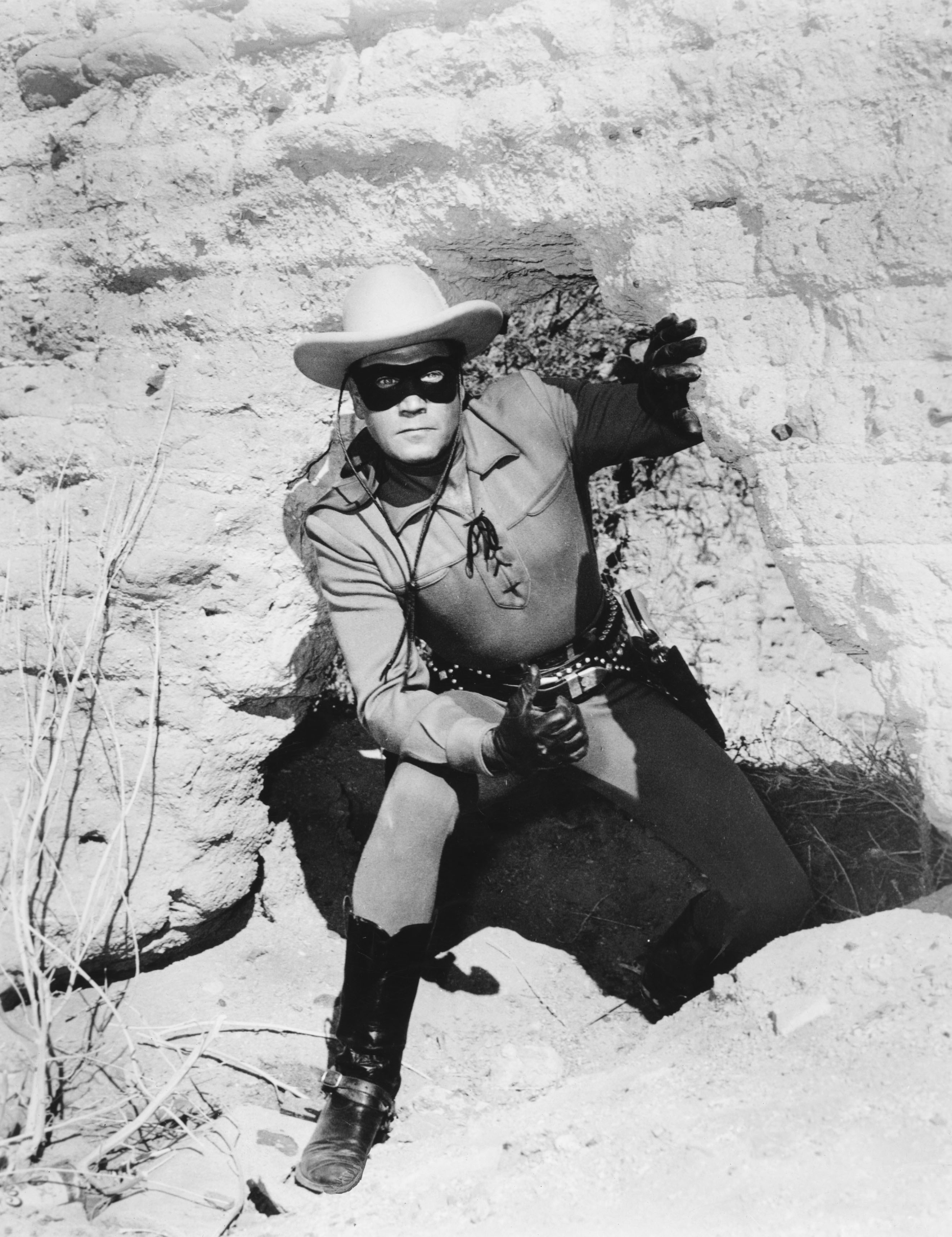 Clayton Moore's Daughter Reveals 'Lone Ranger' Role Gave Her Dad a 'Purpose'