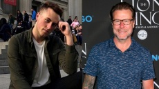 dean mcdermott and son Jack