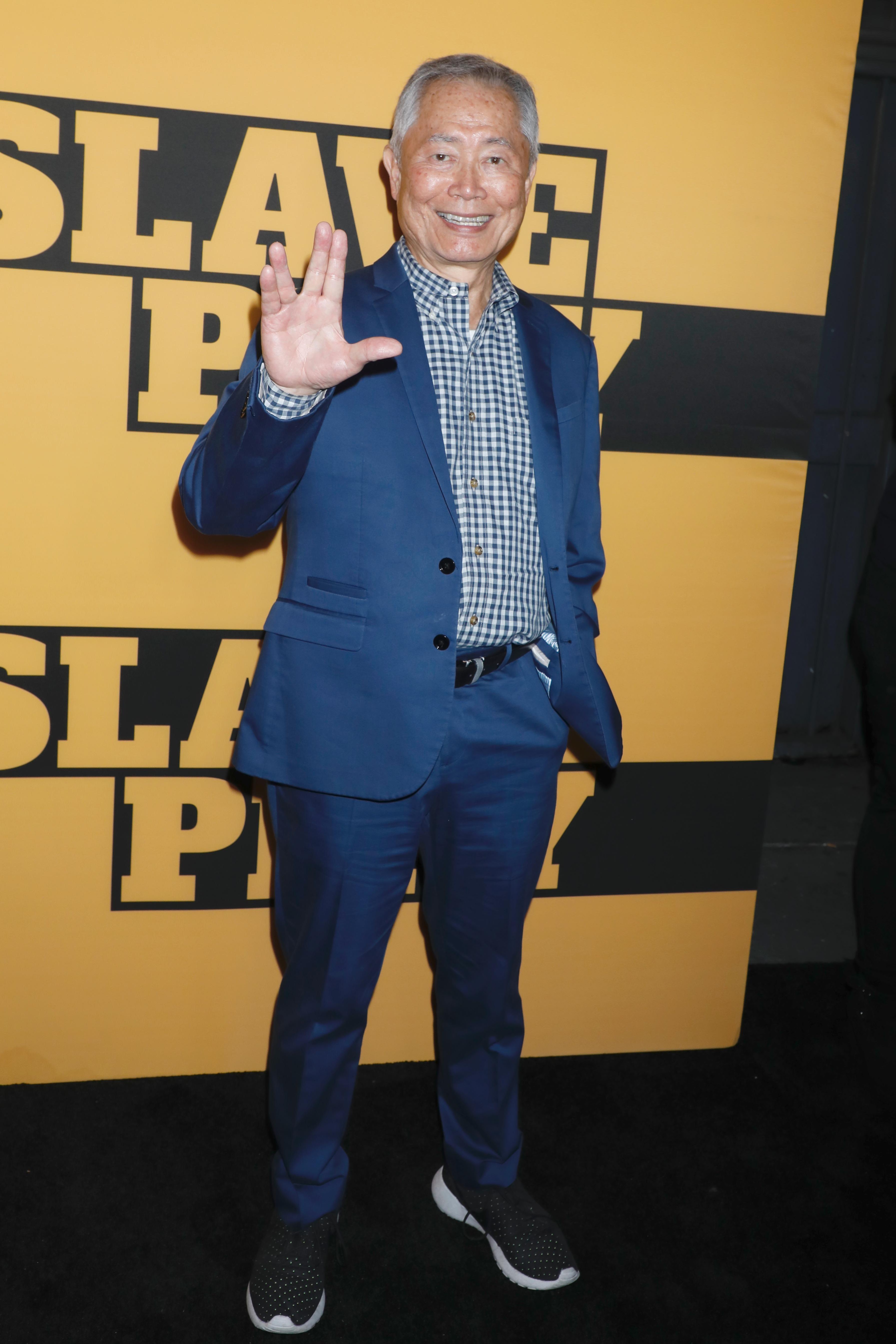 George Takei Says the Original 'Star Trek' TV Show Cast Became 'Lifelong Friends'
