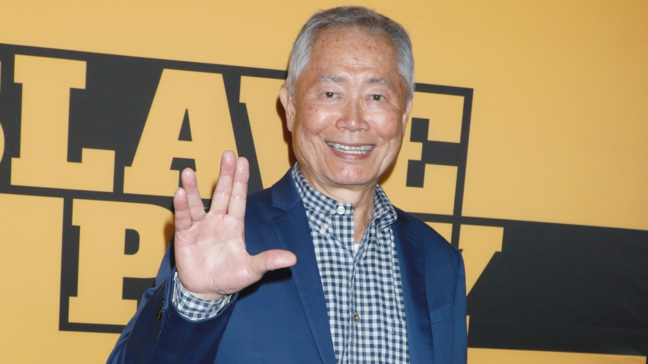 George Takei at Opening Night of 'Slave Play' in NYC