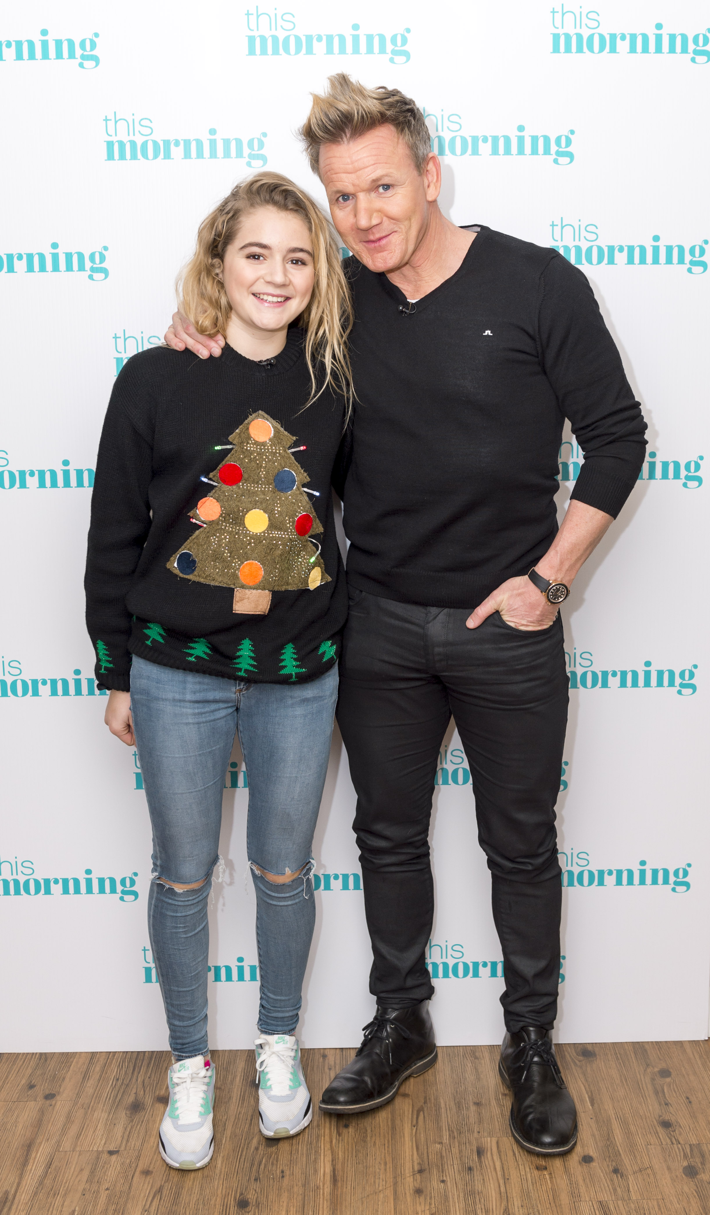 Gordon Ramsay Shares Adorable Video Dancing in the Kitchen With 17-Year-Old Daughter Matilda