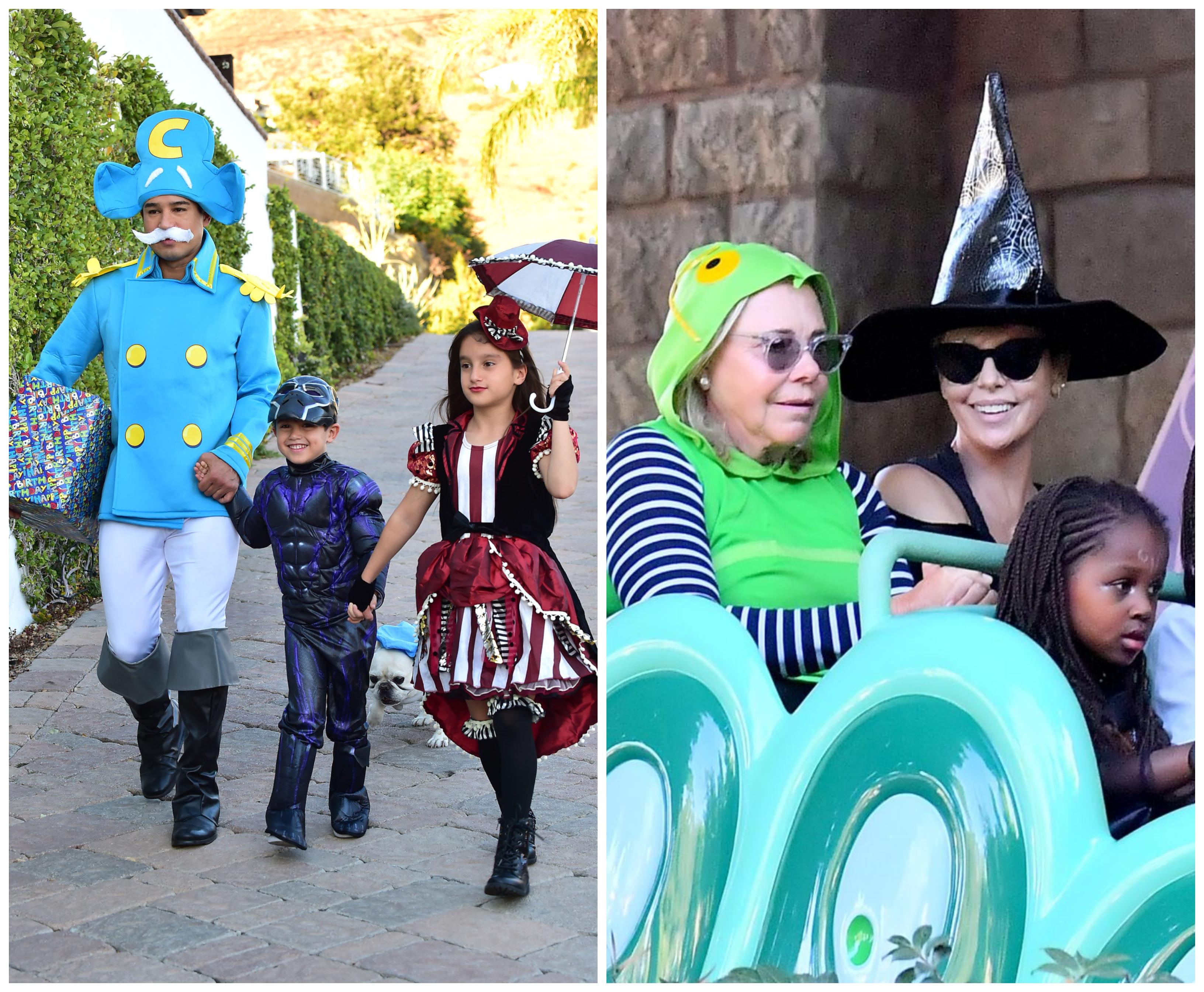 Celebrity Halloween Costumes 2019 Nicole Kidman Kids And More