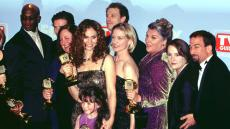 The 'Judging Amy' Cast at the 2000 TV Guide Awards