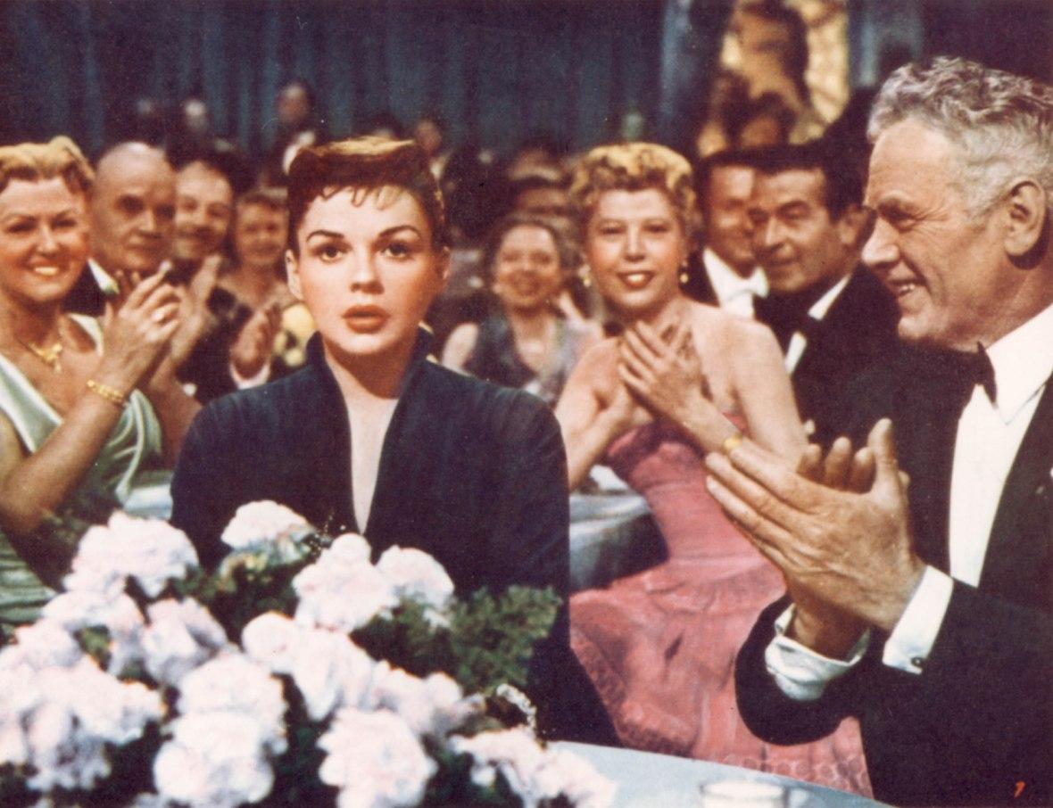 Judy Garland in 'A Star Is Born' 1954