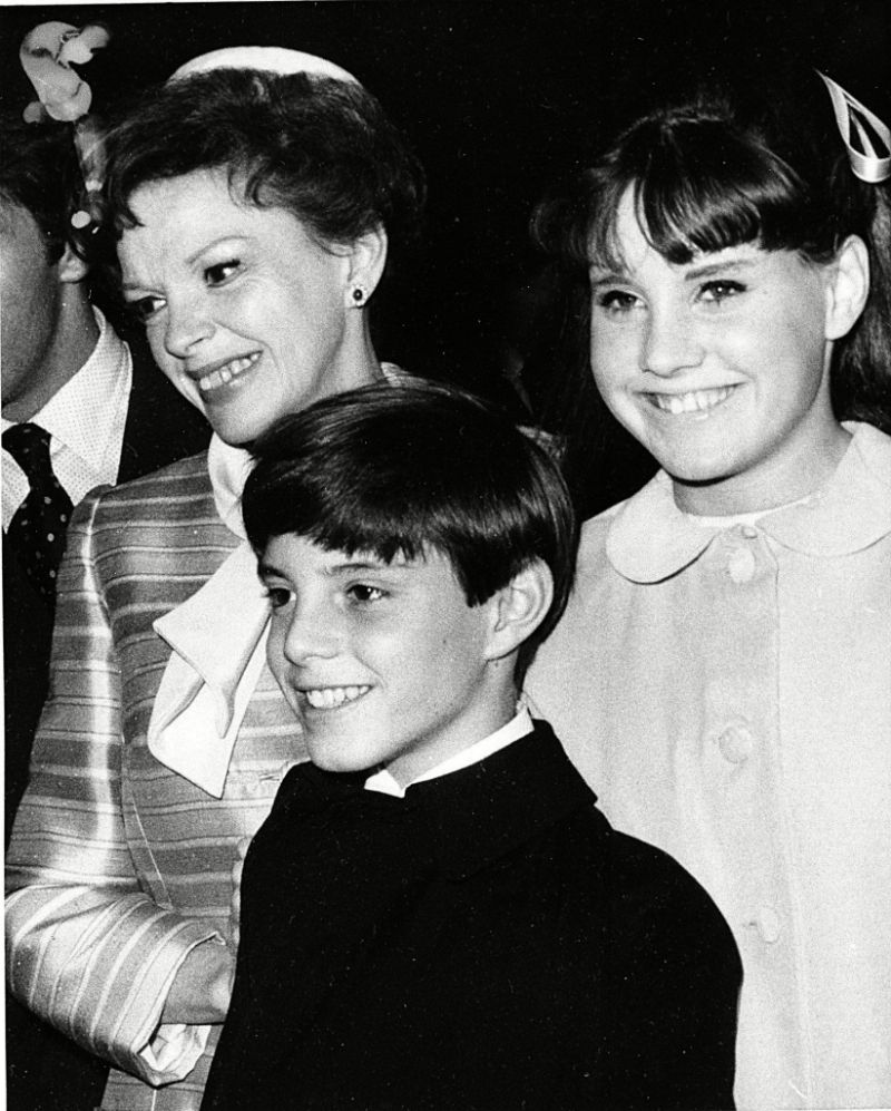 Judy Garland's Kids Recall Growing Up With Their Famous Mother