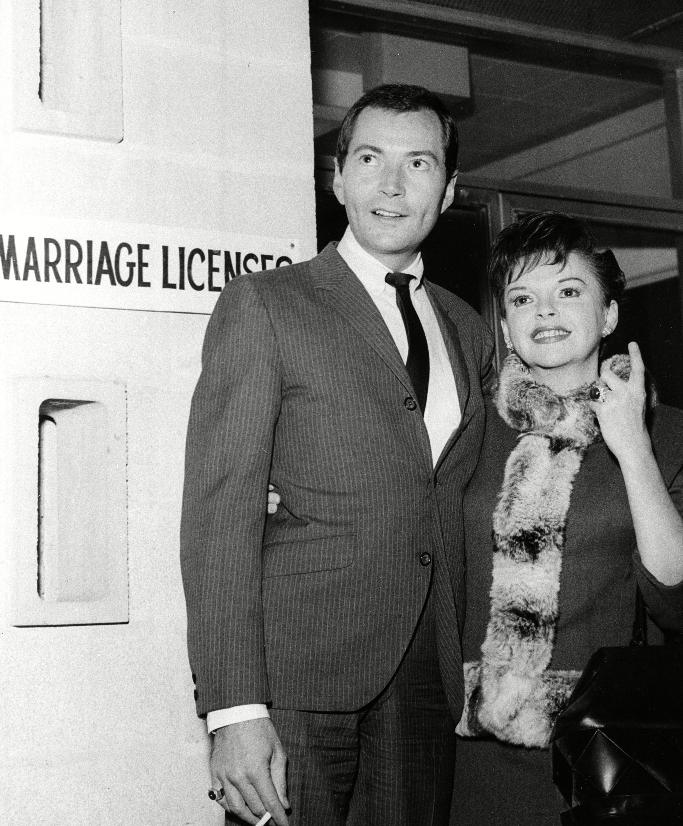 Judy Garland Husbands A Guide To The Late Star S 5 Marriages