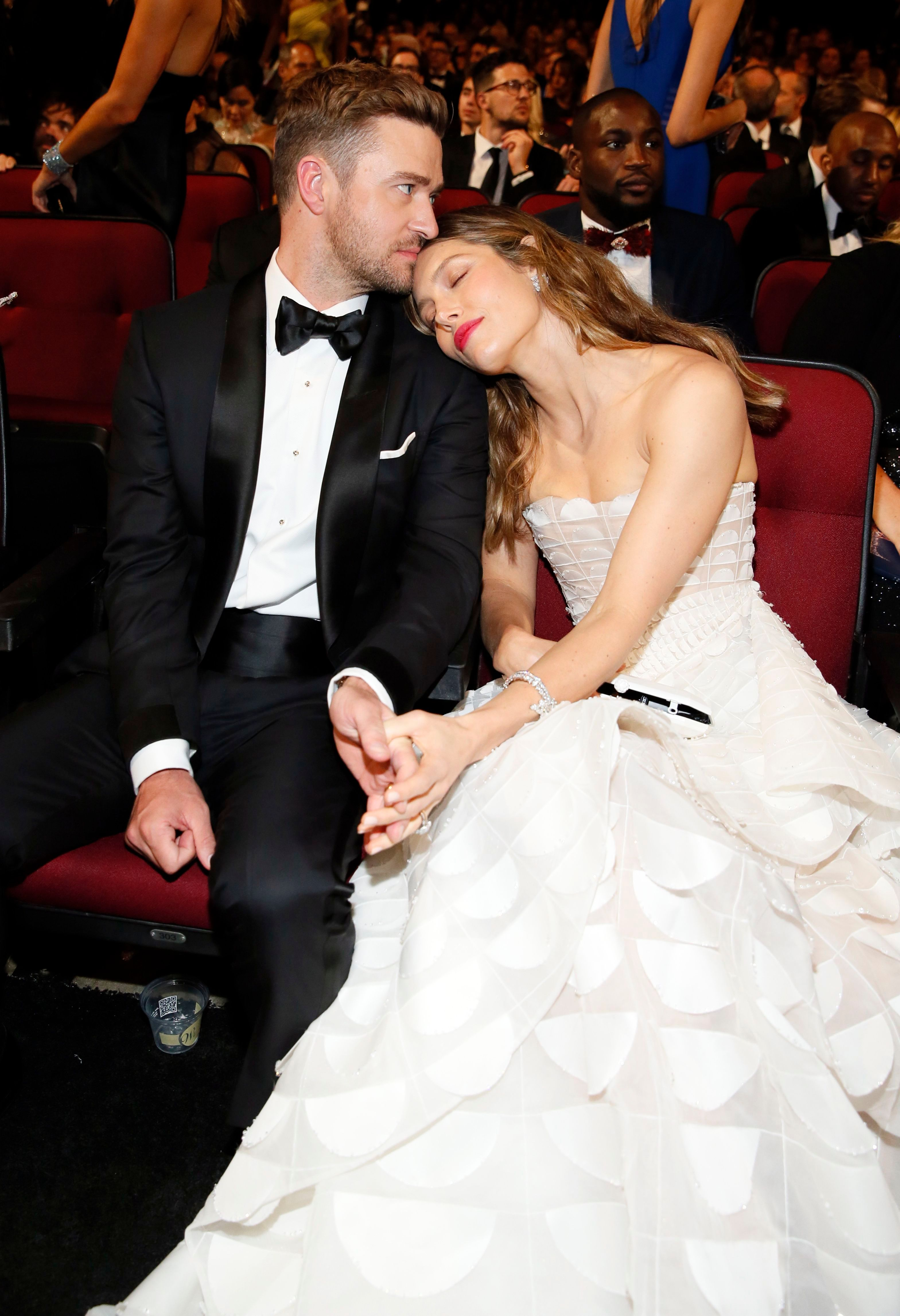 Jessica Biel Admits She Knew Husband Justin Timberlake Was The One for Her 'Early On'