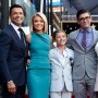 APTOPIX Kelly Ripa Honored With a Star on the Hollywood Walk of Fame, Los Angeles, USA - 12 Oct 2015