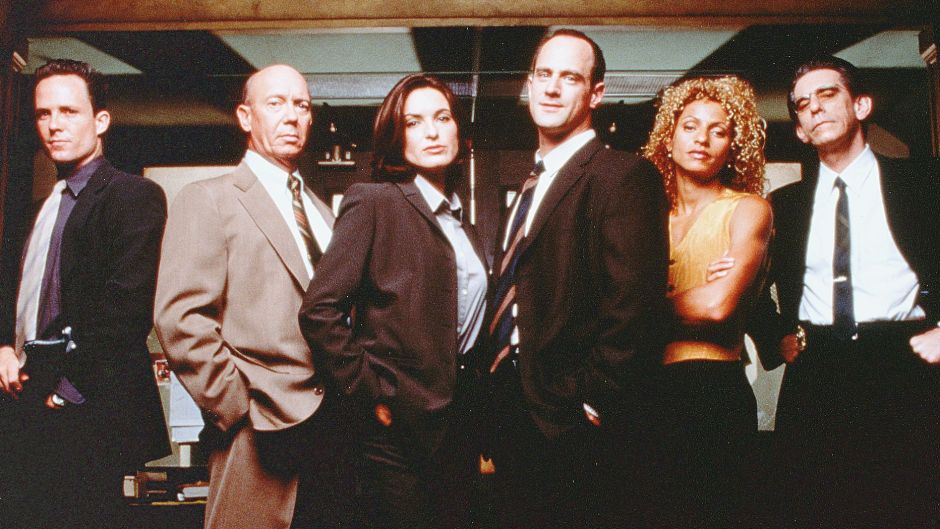'Law and Order: SVU' Cast