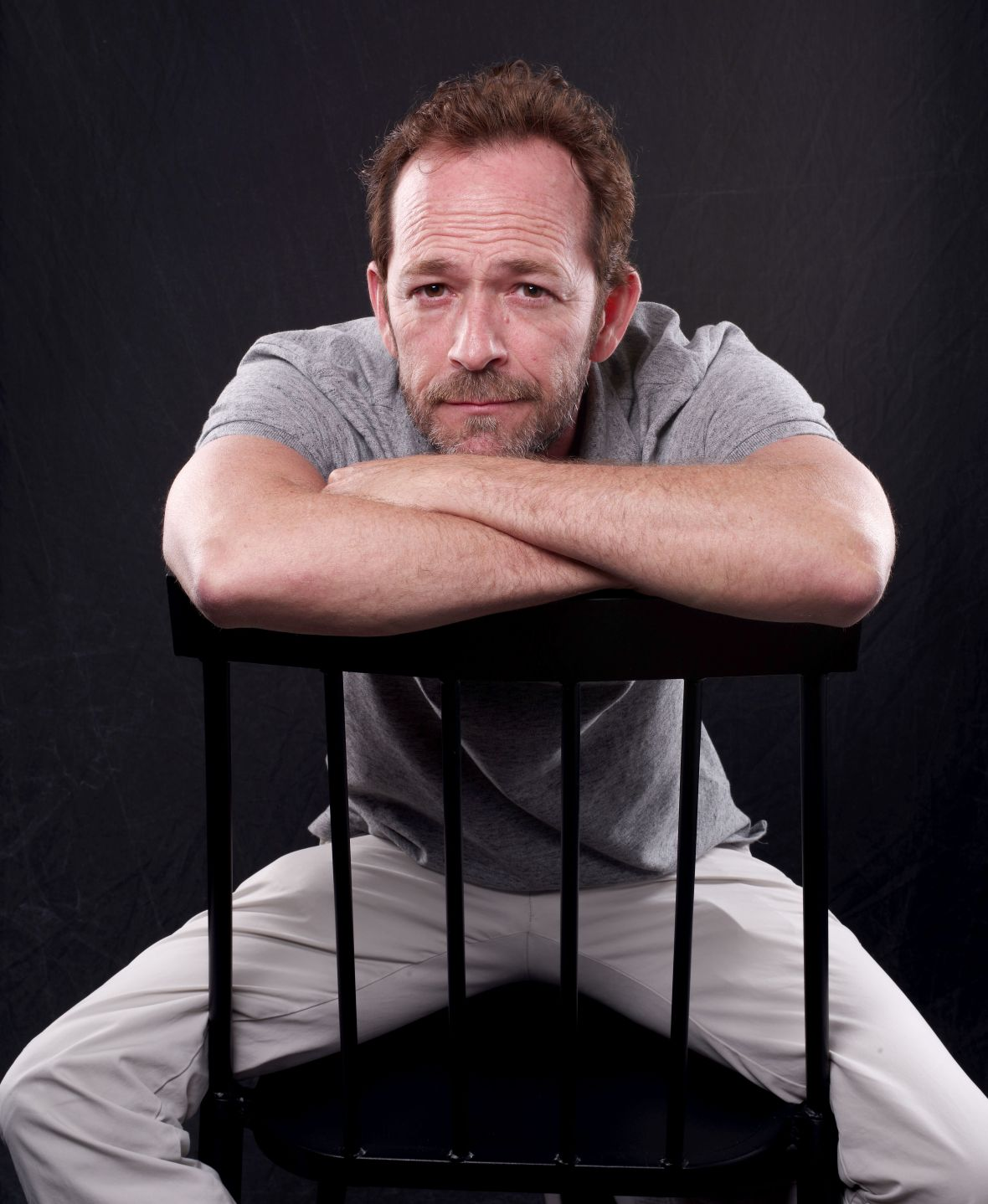Luke Perry at San Diego Comic-Con 2018