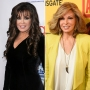 Marie Osmond and Raquel Welch