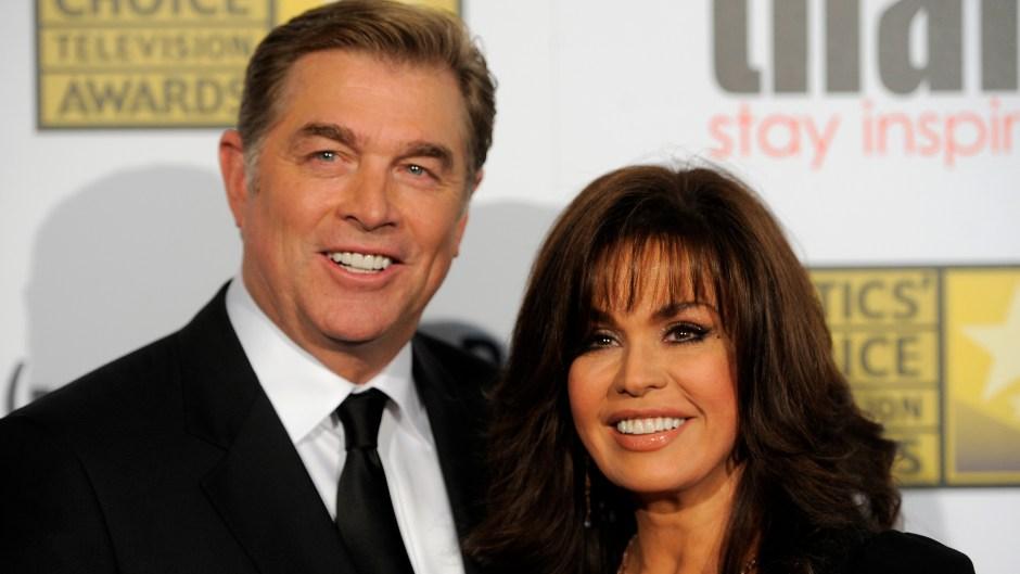 Marie Osmond and Husband Steve Craig