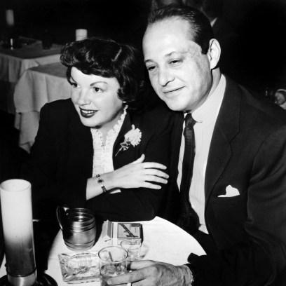 Sid Luft Judy Garland