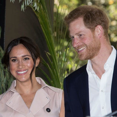 Prince Harry and Meghan Duchess of Sussex visit to Africa - 02 Oct 2019