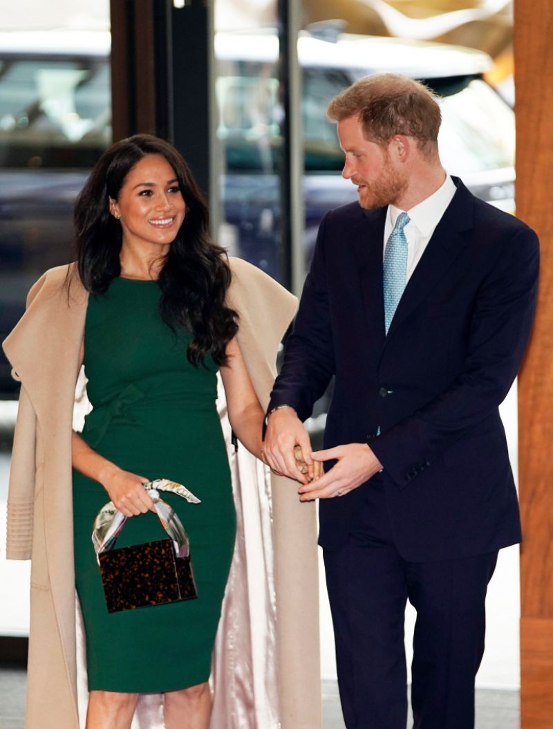 Duke and Duchess of Sussex attend WellChild Awards Ceremony, London, United Kingdom - 15 Oct 2019