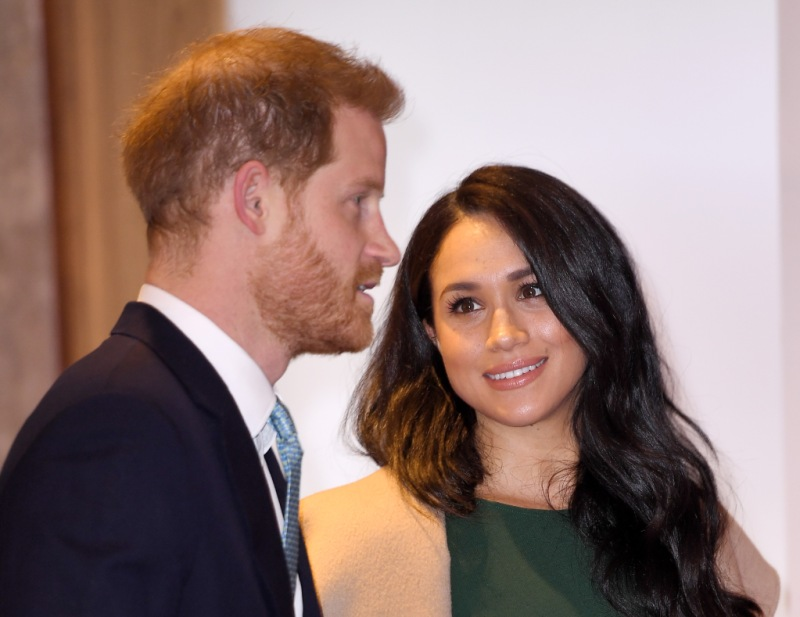 Prince Harry and Meghan Markle Attend Wellchild Awards