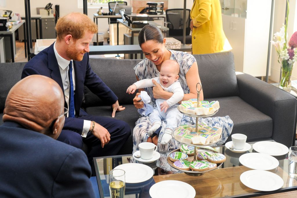 Prince Harry and Meghan Duchess of Sussex visit to Africa - 25 Sep 2019