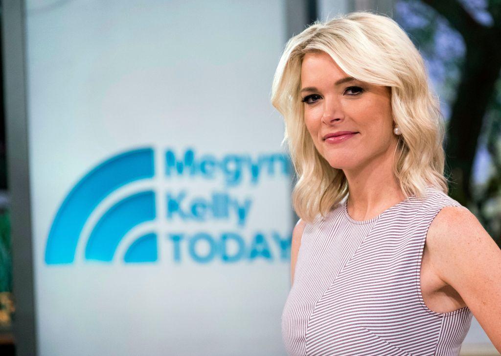 """NBC's """"Megyn Kelly Today"""" On Set, New York, USA - 21 Sep 2017"""