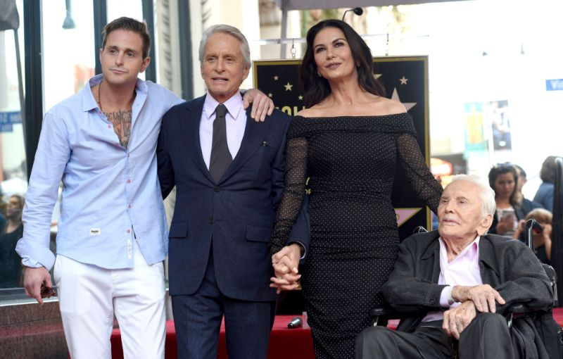 michael-douglas-family