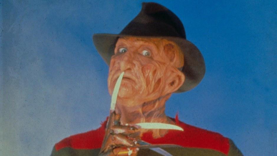Freddy Krueger of 'A Nightmare on Elm Street'