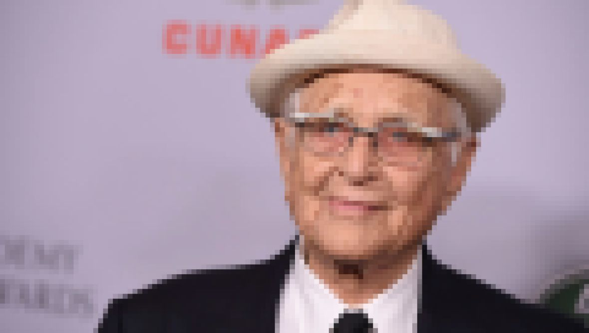 Norman Lear at the 2019 Britannia Awards