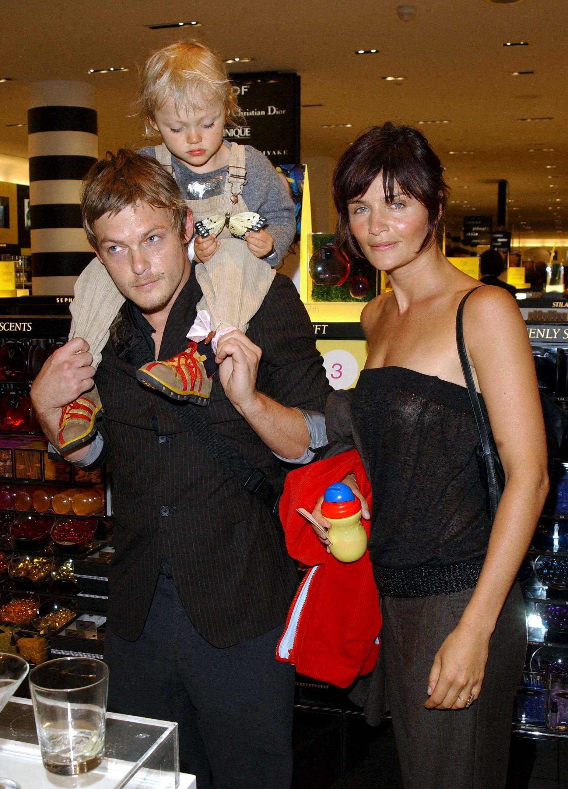 Norman Reedus and Ex Helena Christensen Share Sweet Tributes in Honor of Son Mingus' 20th Birthday