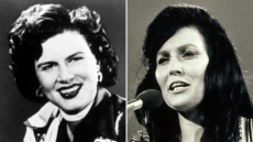 Patsy Cline and Loretta Lynn