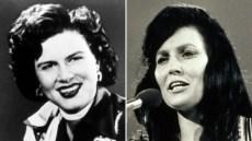 Patsy Cline and Loretta Lynn