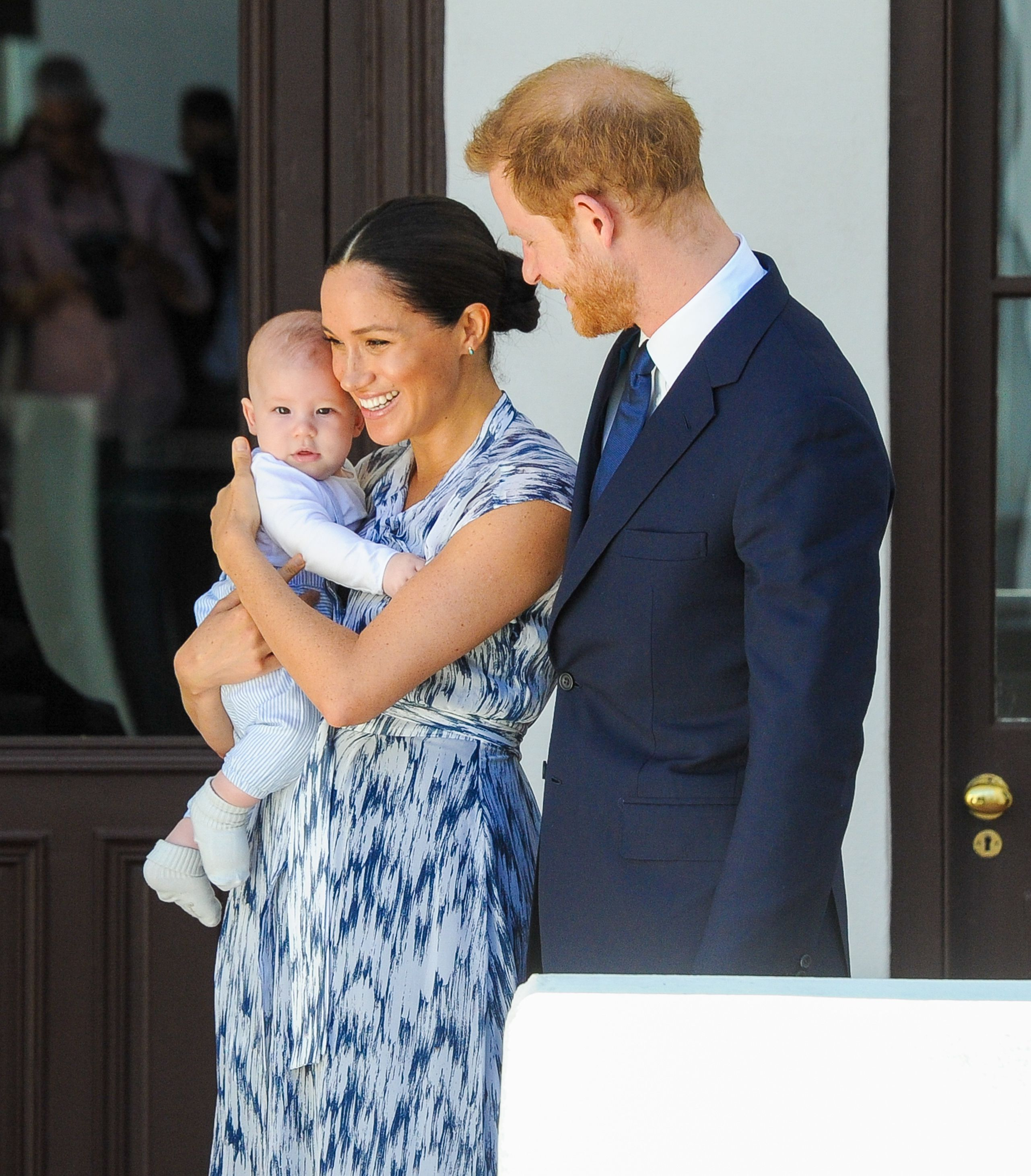 Duchess Meghan and Prince Harry 'Have Considered' Moving to Canada With Baby Archie