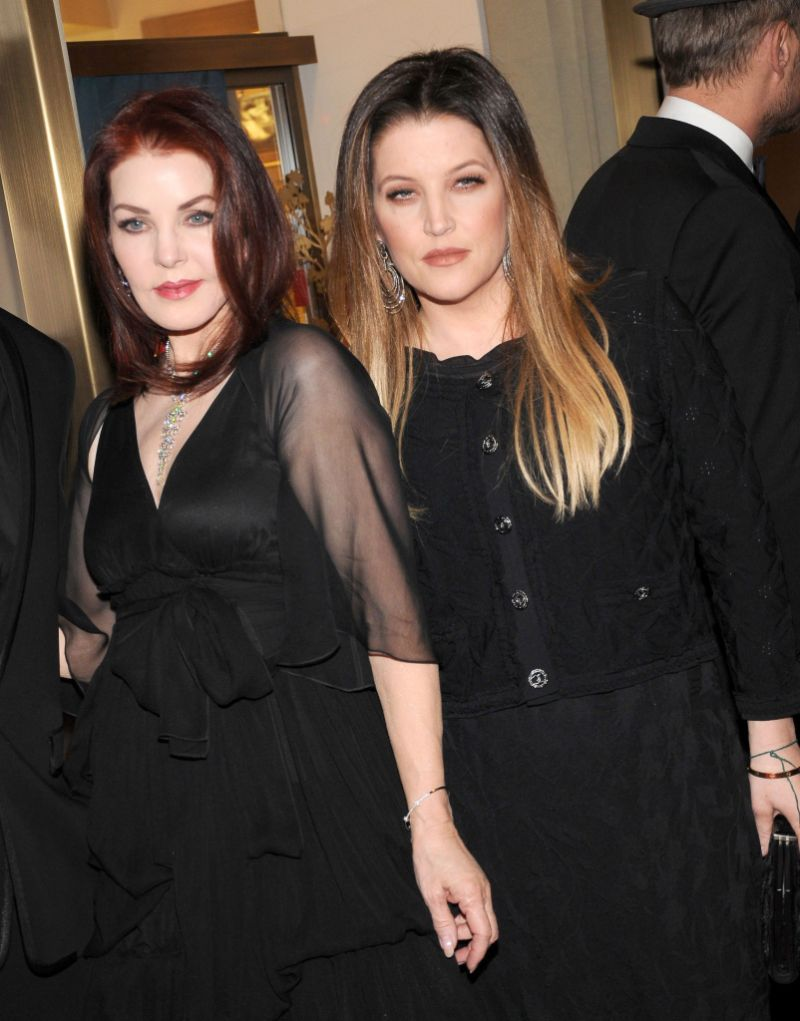 Priscilla Presley On How She Taught Lisa Marie Presley Compassion