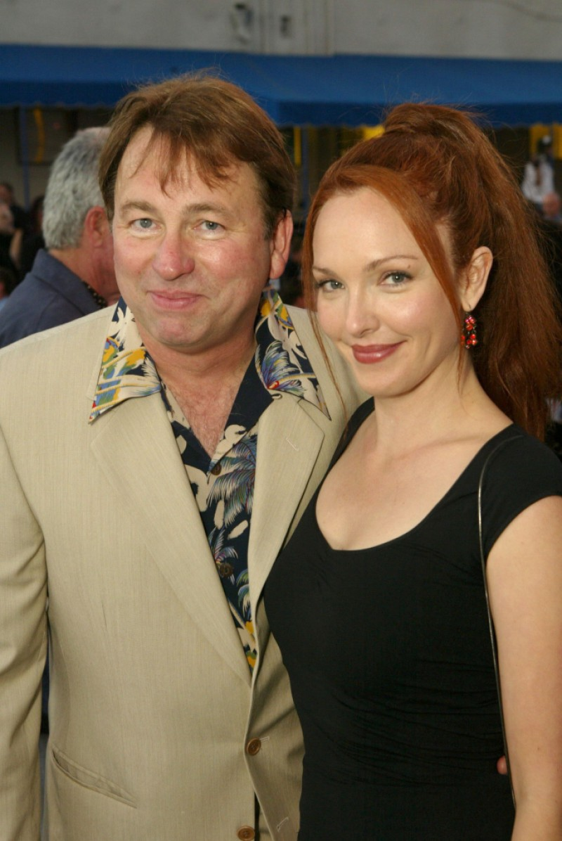 john ritter and his widow