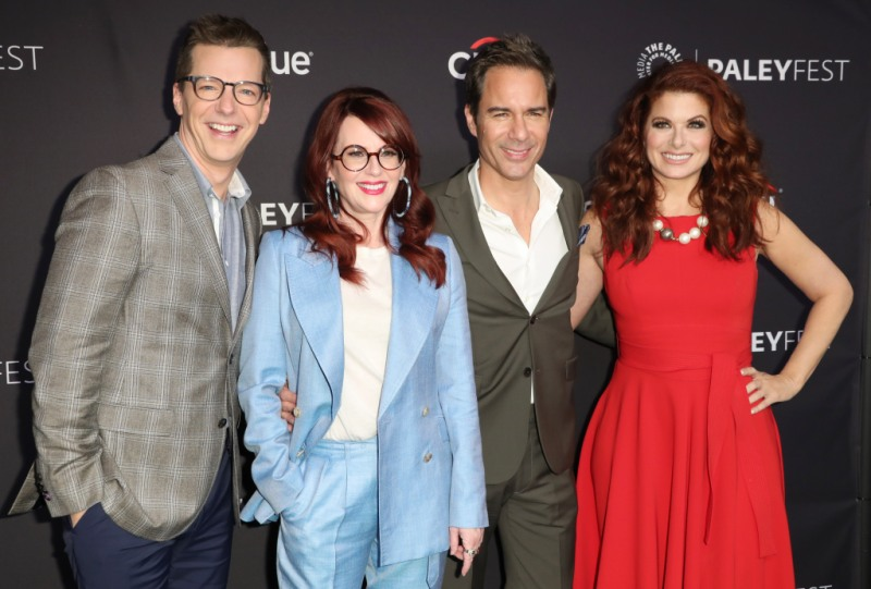 will and grace cast