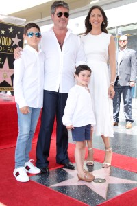 Simon Cowell family