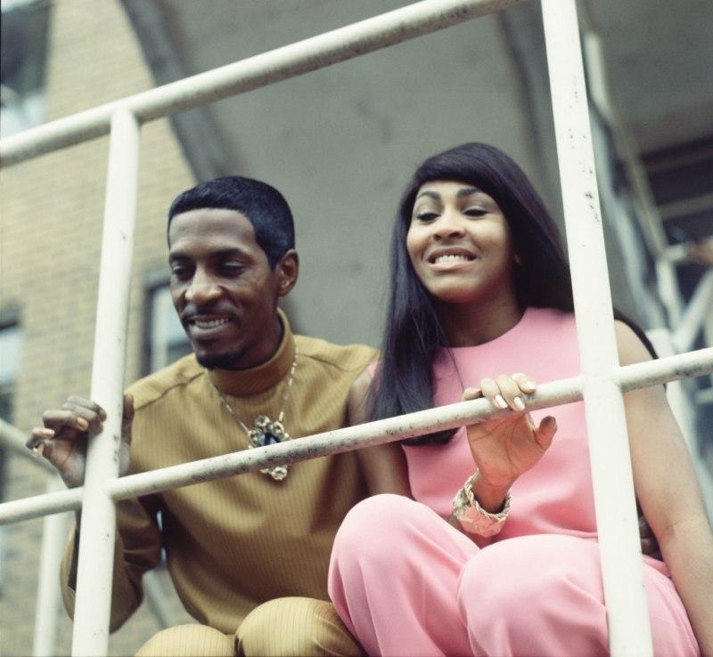 Tina Turner and Ike Turner