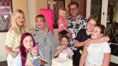 Tori Spelling Celebrates Daughter Hattie on her 8th Birthday