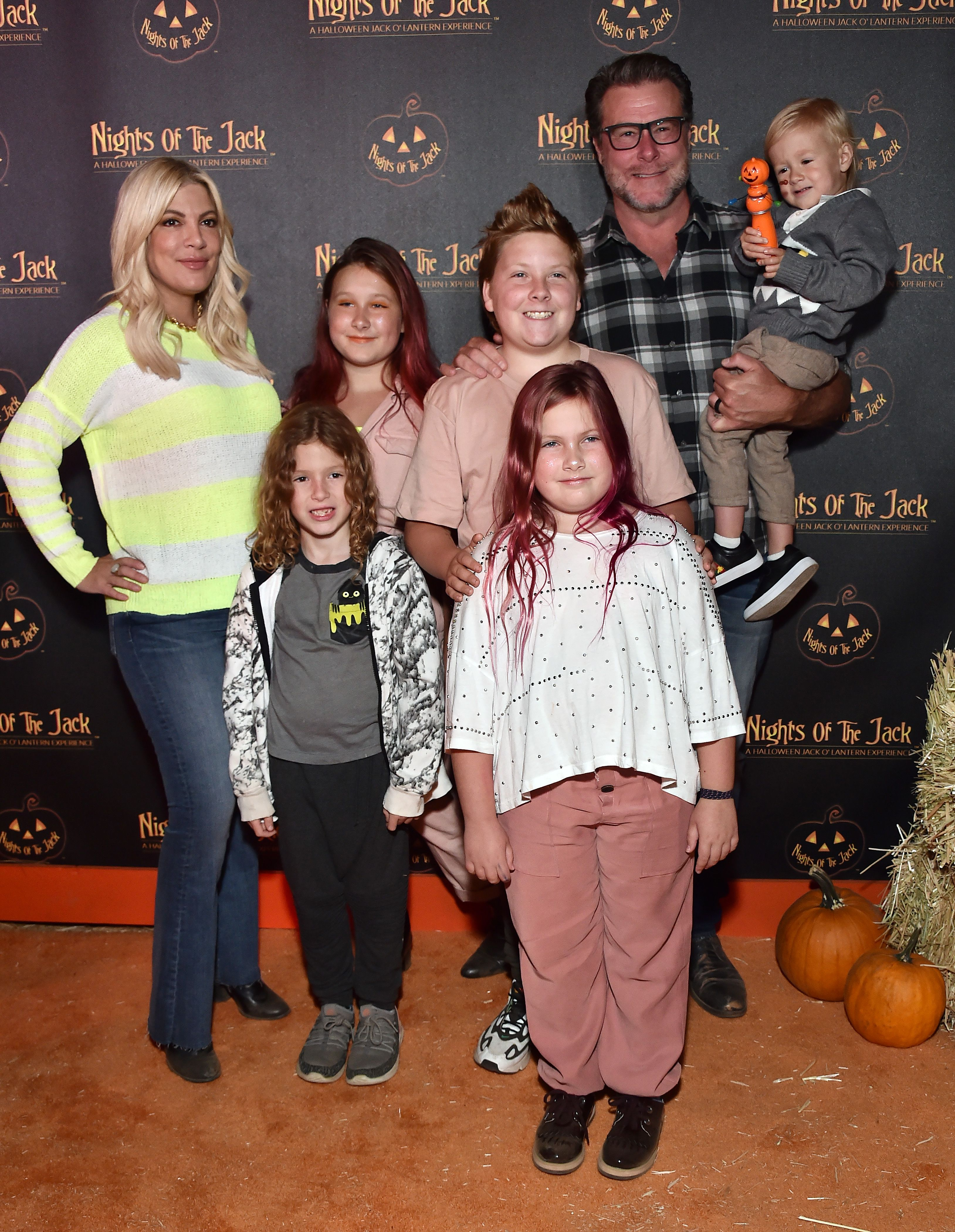Tori Spelling Gushes Over Halloween Festivities With Her 5 Kids: 'I Love to Dress Up'