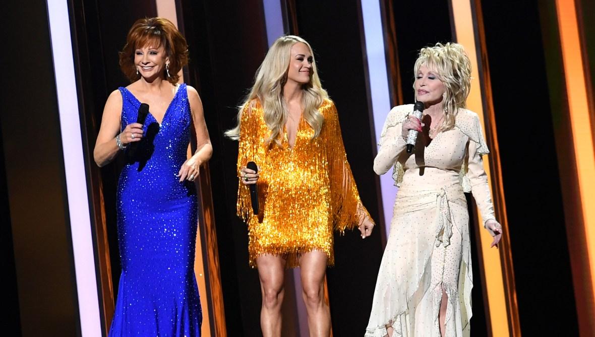 53rd Annual CMA Awards, Show, Bridgestone Arena, Nashville, USA - 13 Nov 2019
