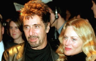 Al Pacino Beverly D'Angelo