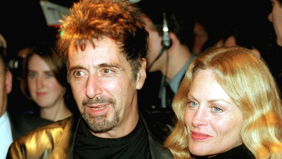Al Pacino Beverly D'Angelo