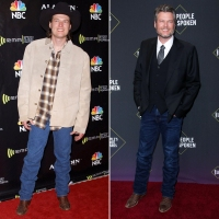 Country Stars Then Now Blake Shelton