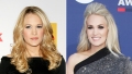 Country Stars Then Now Carrie Underwood