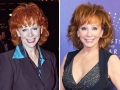 Country Stars Then Now Carrie Underwood Reba McEntire