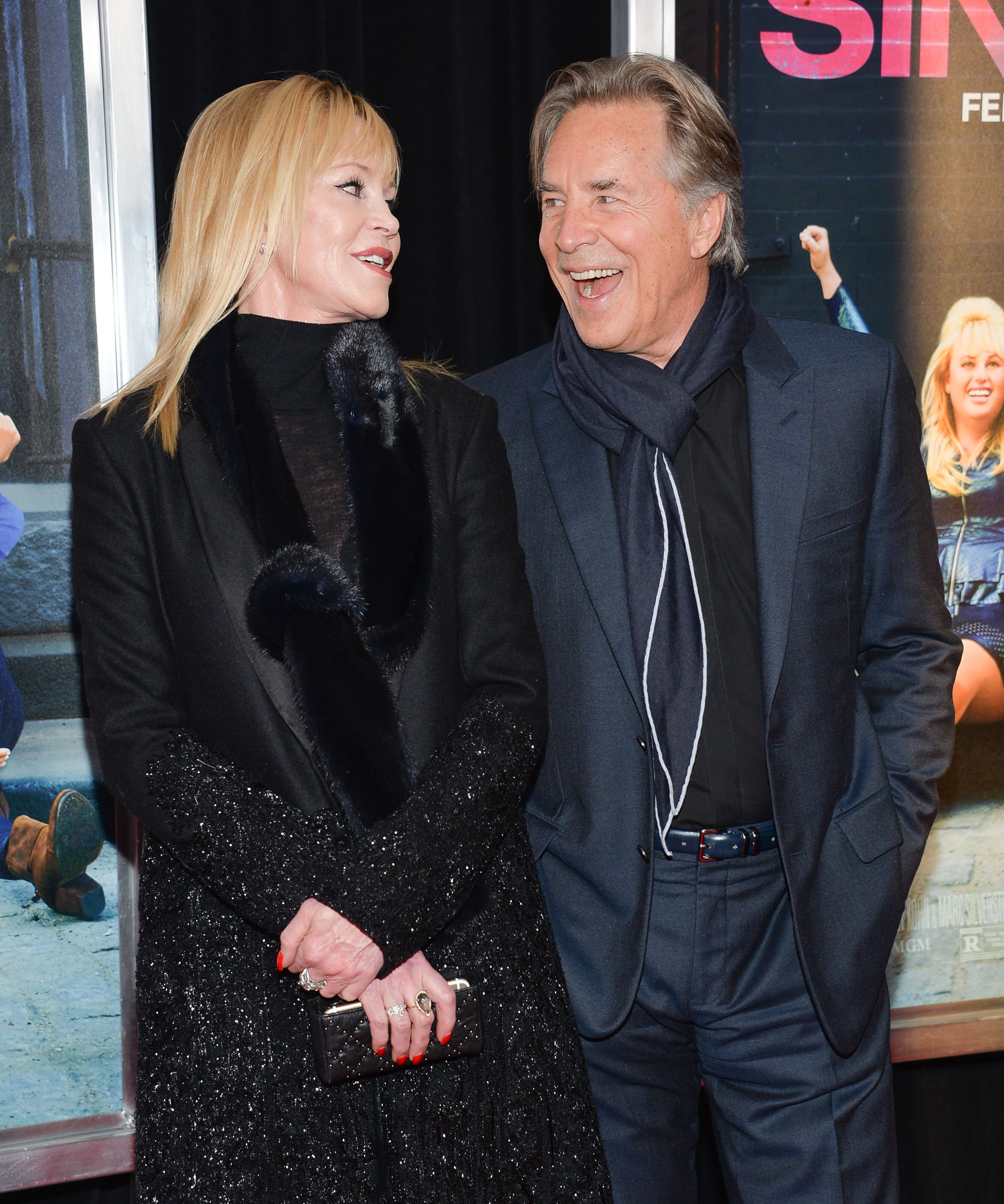 Don Johnson Is Still Close to Ex-Wife Melanie Griffith