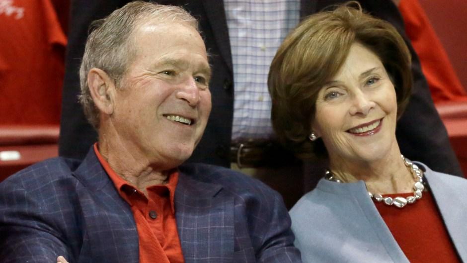 George-W-Bush-Laura-Bush