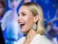 Kristen Bell Posing at the 'Frozen 2' Premiere, Actress Admits She Had to Tell Her Daughters a Lie to Prevent Spoilers