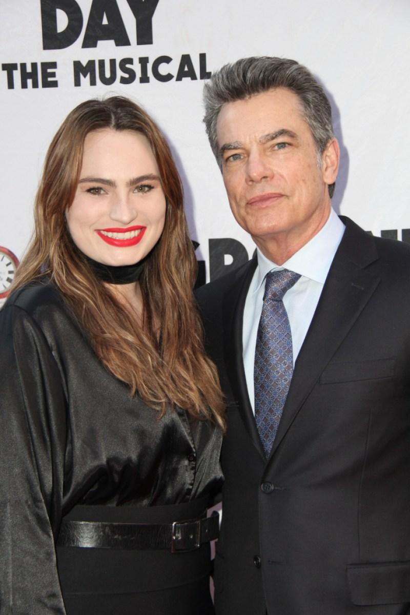 Peter Gallagher daughter Kathryn
