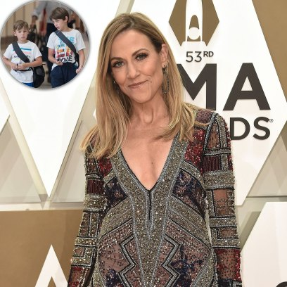 Sheryl Crow Says She Didn't Go to Any CMAs Parties Because Her 'Main Focus Is Selfishly' Her Kids