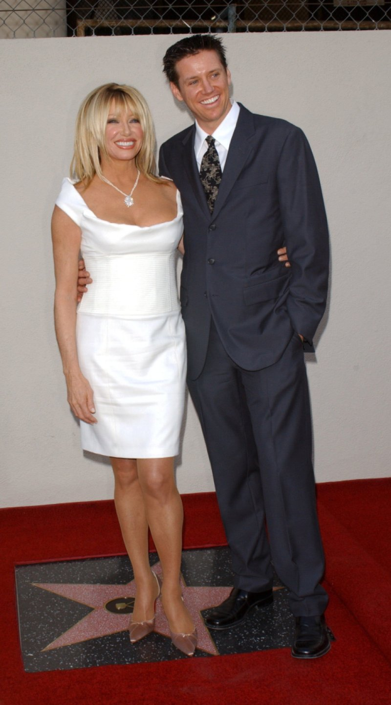Suzanne Somers Bruce Somers