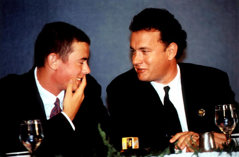 Tom Hanks Colin Hanks