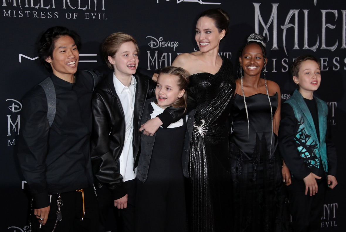 'Maleficent: Mistress of Evil' film premiere, Arrivals, El Capitan Theatre, Los Angeles, USA - 30 Sep 2019